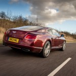 Bentley Continental GT Speed Outdoors 61