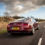 Bentley Continental GT Speed Outdoors 63