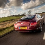 Bentley Continental GT Speed Outdoors 65