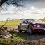 Bentley Continental GT Speed Outdoors 66