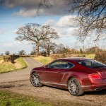 Bentley Continental GT Speed Outdoors 67