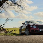 Bentley Continental GT Speed Outdoors 68