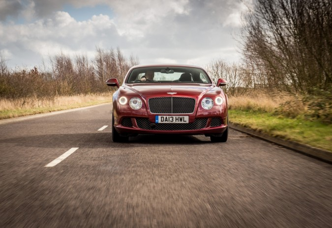 Bentley Continental GT Speed Outdoors (7)