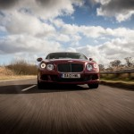 Bentley Continental GT Speed Outdoors 8