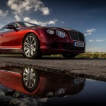 Bentley Continental GT Speed Outdoors 81