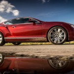 Bentley Continental GT Speed Outdoors 82