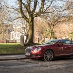 Bentley Continental GT Speed Outdoors 85