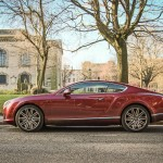 Bentley Continental GT Speed Outdoors 86