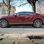 Bentley Continental GT Speed Outdoors 87
