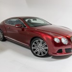 Bentley Continental GT Speed Studio 1