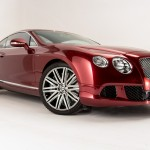 Bentley Continental GT Speed Studio 14
