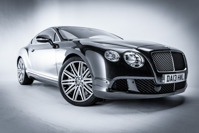 Bentley Continental GT Speed Studio (16)