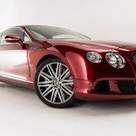 Bentley Continental GT Speed Studio 17