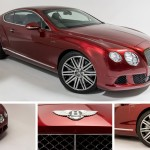 Bentley Continental GT Speed Studio 2