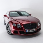 Bentley Continental GT Speed Studio 22