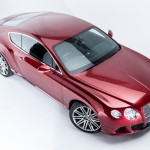 Bentley Continental GT Speed Studio 24