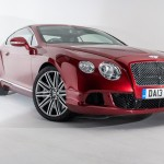 Bentley Continental GT Speed Studio 25