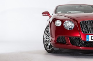 Bentley Continental GT Speed Studio 26