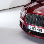 Bentley Continental GT Speed Studio 29