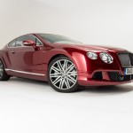 Bentley Continental GT Speed Studio 3