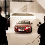 Bentley Continental GT Speed Studio 30