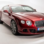 Bentley Continental GT Speed Studio 34