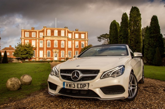 Mercedes-Benz E350 BlueTEC AMG Sport Cabriolet Review