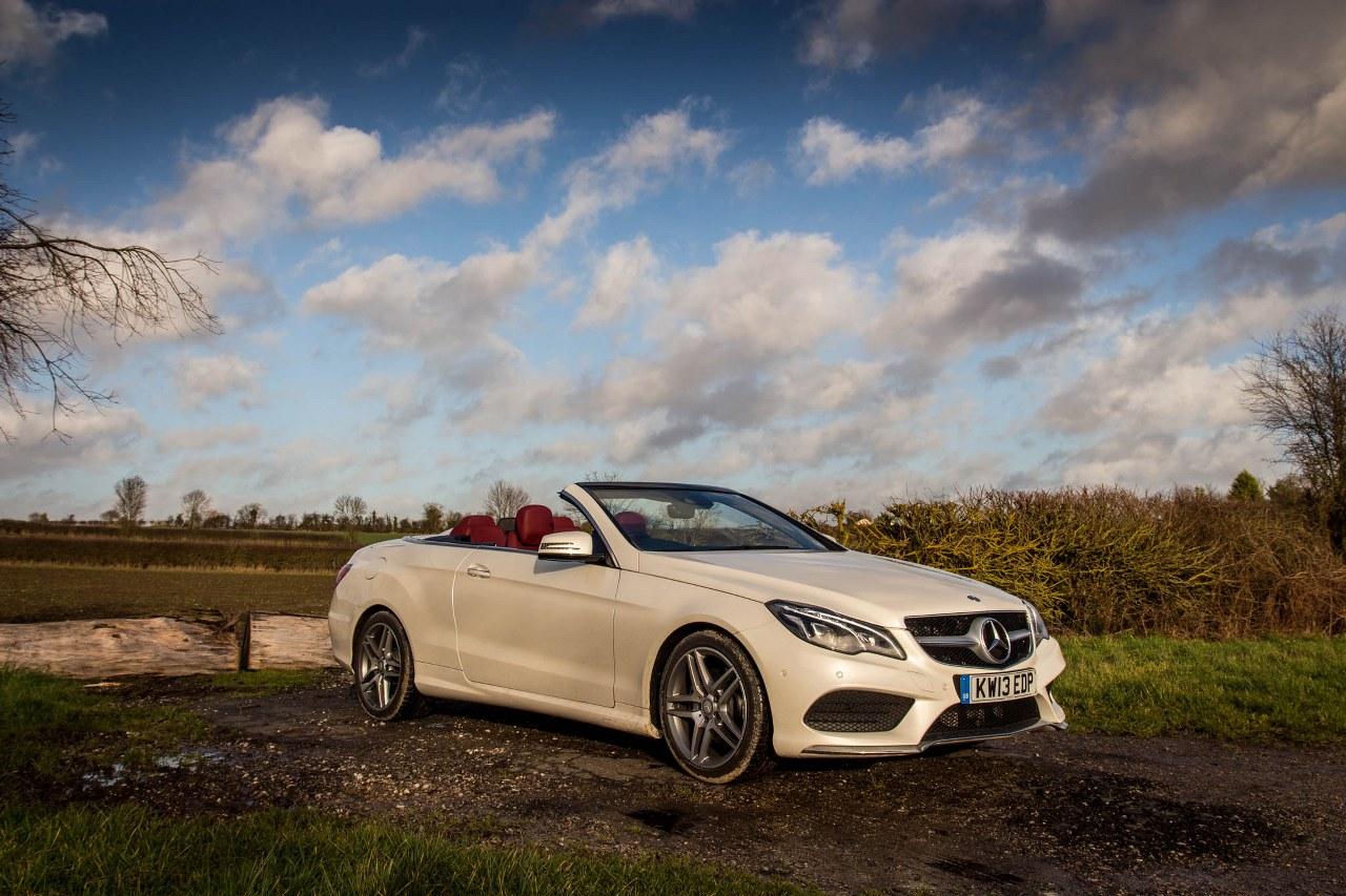 Mercedes benz e350 amg sport cabriolet review for Mercedes benz e350 amg