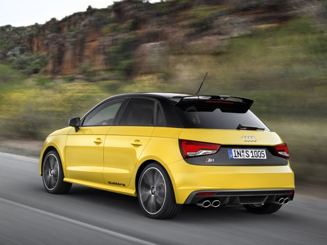 quattro for the people new audi s1 confirmed. Black Bedroom Furniture Sets. Home Design Ideas