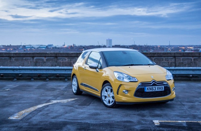 Citroen DS3 DSport THP 155