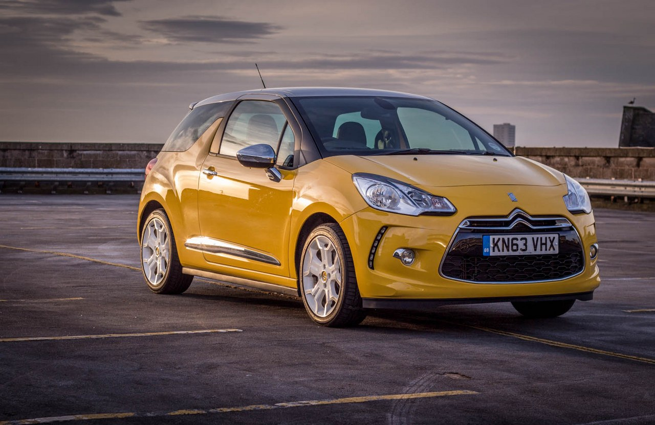 driven citroen ds3 dsport review. Black Bedroom Furniture Sets. Home Design Ideas