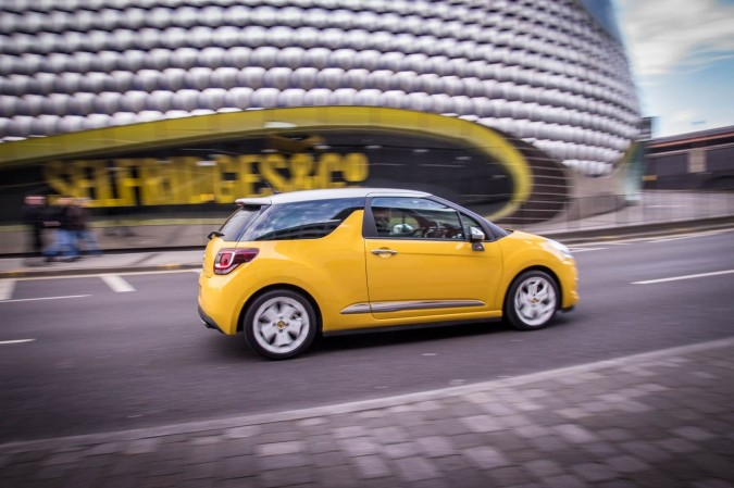 Citroen DS3 DSport Review
