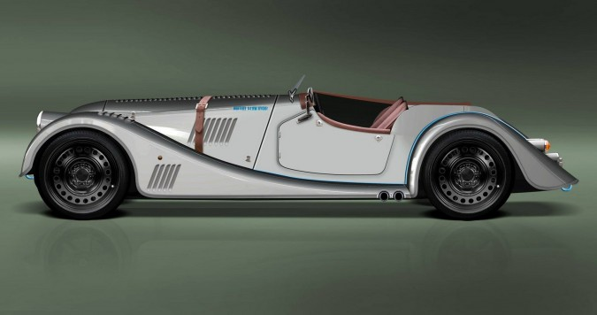 Morgan Special Plus 8 Speedster