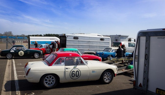 Silverstone MG Meeting April 2014-0008