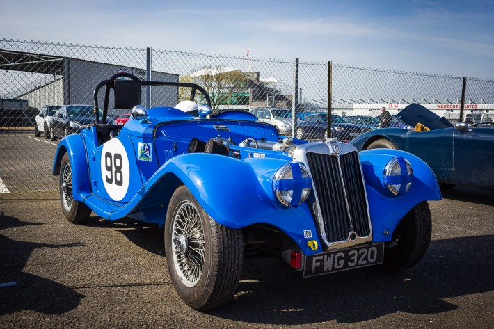 Silverstone MG Meeting April 2014 0031