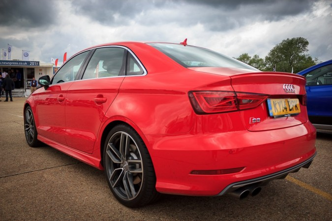 Audi S3 TSFI Quattro Review
