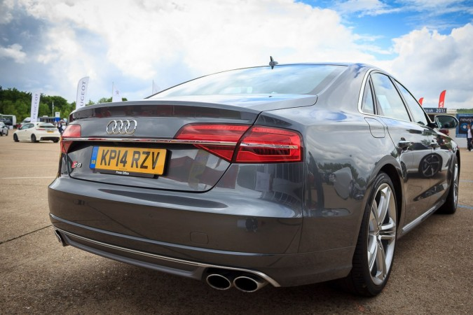 Audi S8 TSFI Quattro Review