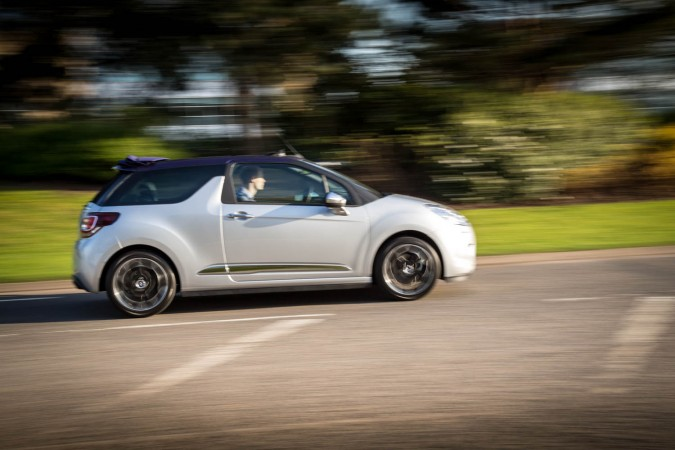 Citroen DS3 DSport Cabrio THP 155