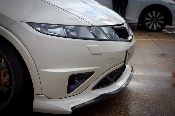 Honda Civic Type R Mugen SMMT 2014 (14)