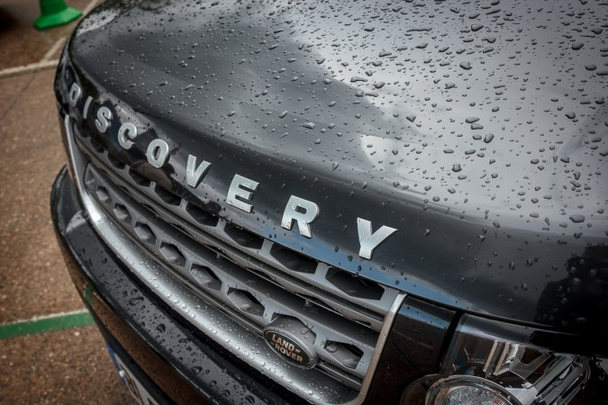 Land Rover Discovery XXV SMMT 2014 (2)