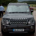 Land Rover Discovery XXV SMMT 2014 4
