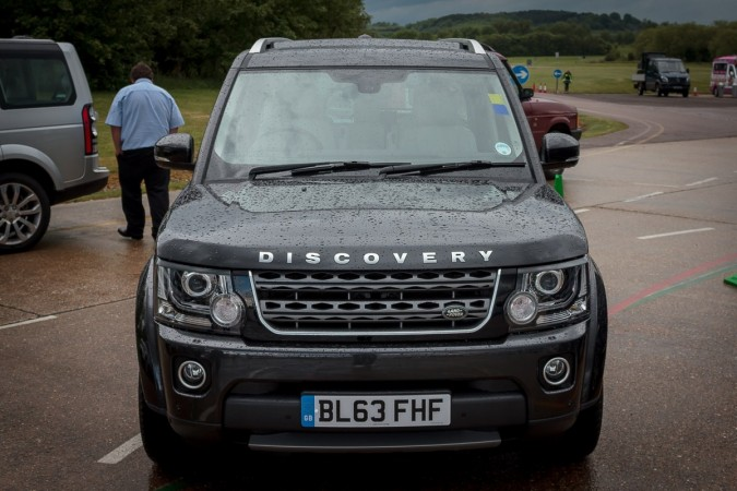 Land Rover Discovery XXV SMMT 2014 (4)
