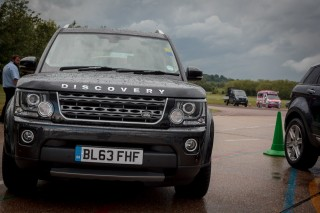 Land Rover Discovery XXV SMMT 2014 5