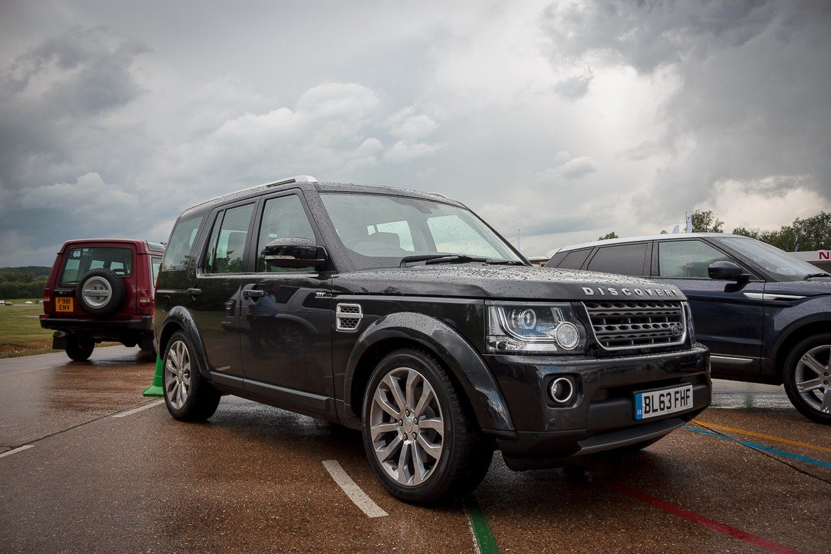 Land Rover Discovery XXV Special Edition Review ...