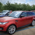 Land Rover Range Rover Sport Autobiography SMMT 2014 1