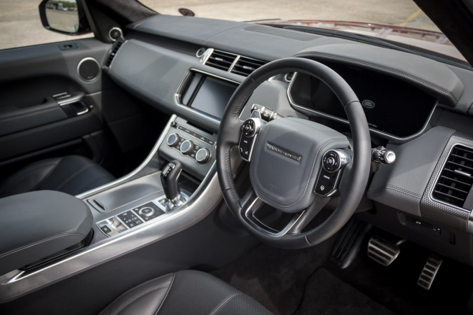 Land Rover Range Rover Sport Autobiography SMMT 2014 (14)