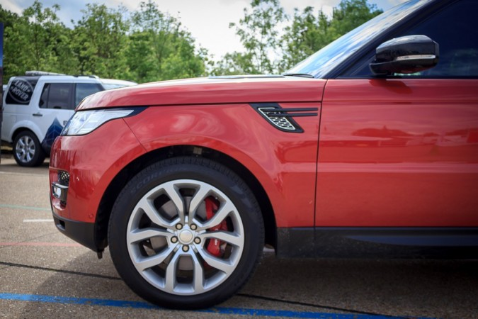 Land Rover Range Rover Sport Autobiography SMMT 2014 (19)