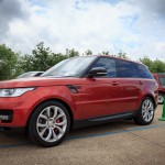 Land Rover Range Rover Sport Autobiography SMMT 2014 2