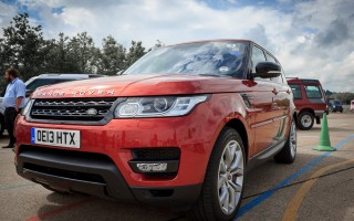 Land Rover Range Rover Sport Autobiography SMMT 2014 (21)