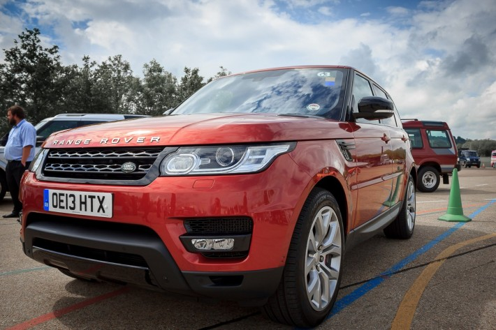 Land Rover Range Rover Sport Autobiography SMMT 2014 21